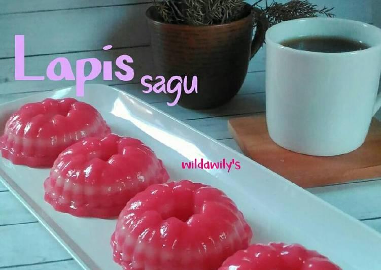 Resep Membuat Kue Lapis Sagu Pepe Pr Lapistradisonal Sedap Resep Enyak