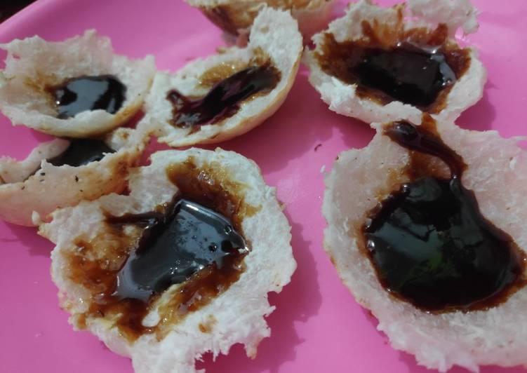 Resep mengolah Kue Rangi yang bikin ketagihan