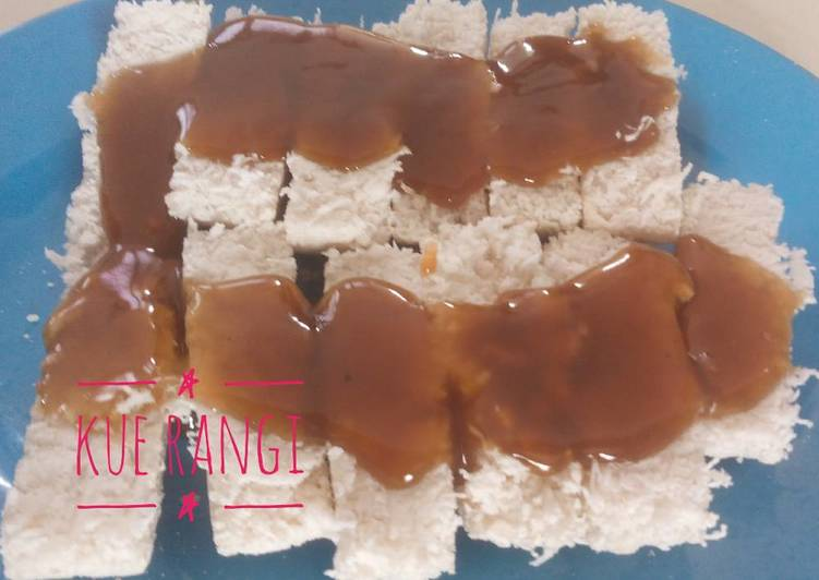 3. Kue Rangi