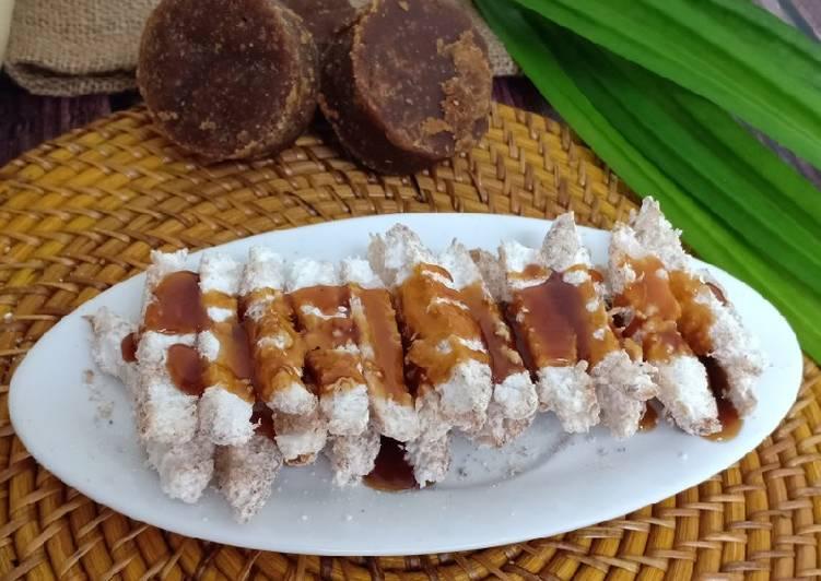 Resep: Kue Rangi yang menggugah selera