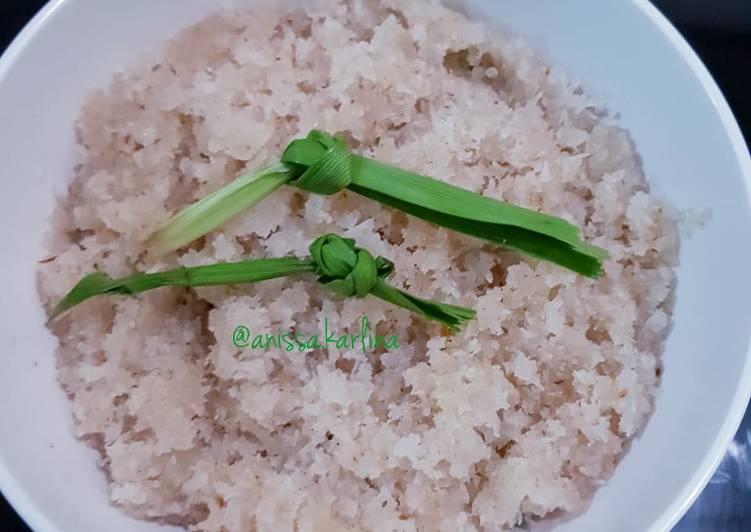 Cara Mudah memasak Unti Kelapa (Isian roti, pao, kue bugis, dll) yang menggugah selera