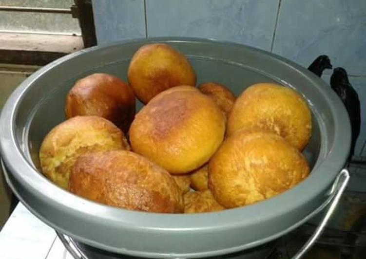 Resep kue untuk2 isi unti kelapa