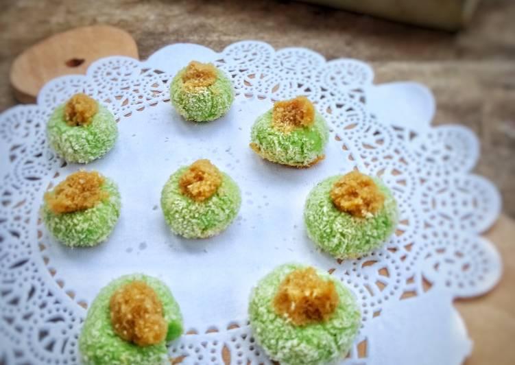 Resep: Klepon Thumbprint Cookies yang bikin ketagihan