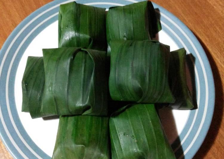 Resep: Kue Bugis pandan lezat