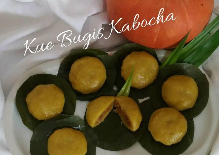 Kue Bugis Kabocha