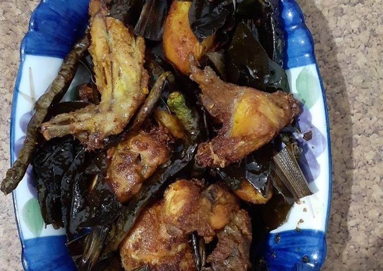 Cara Mudah memasak Ayam Tangkap (ayam sampah 😁) yang menggugah selera