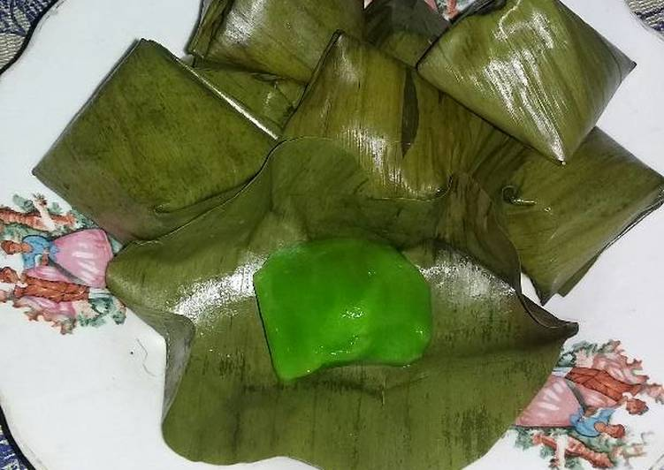 Resep: Kue Mendut/Kue Bugis/Koci-Koci ala resto