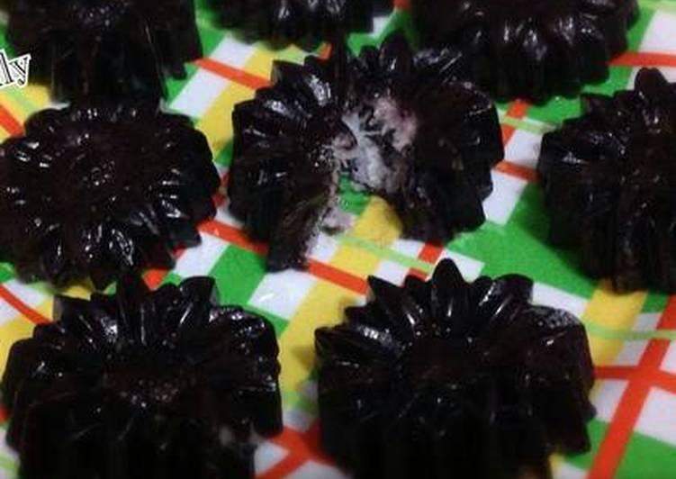 Cara mengolah kue kebangsaan(kue bugis) istimewa