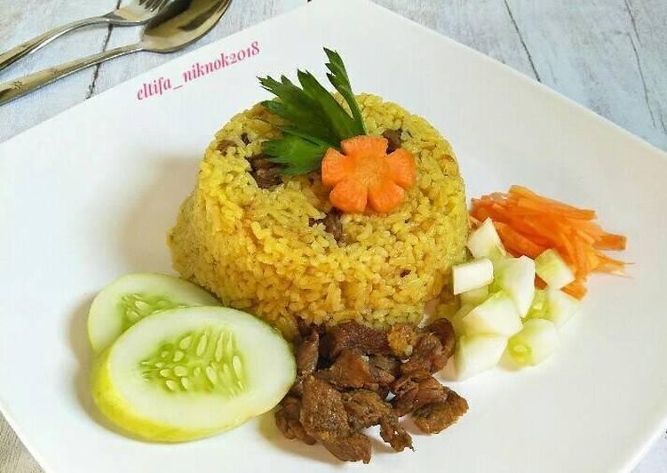 Resep: Nasi bukhari #PR_BukanNasiBiasa lezat