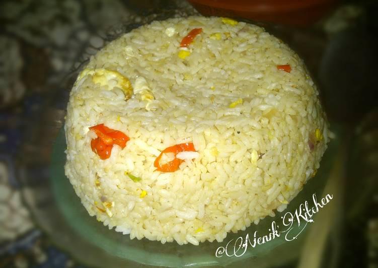 Cara memasak Nasi Goreng Ndeso Pedas Gila yang menggugah selera