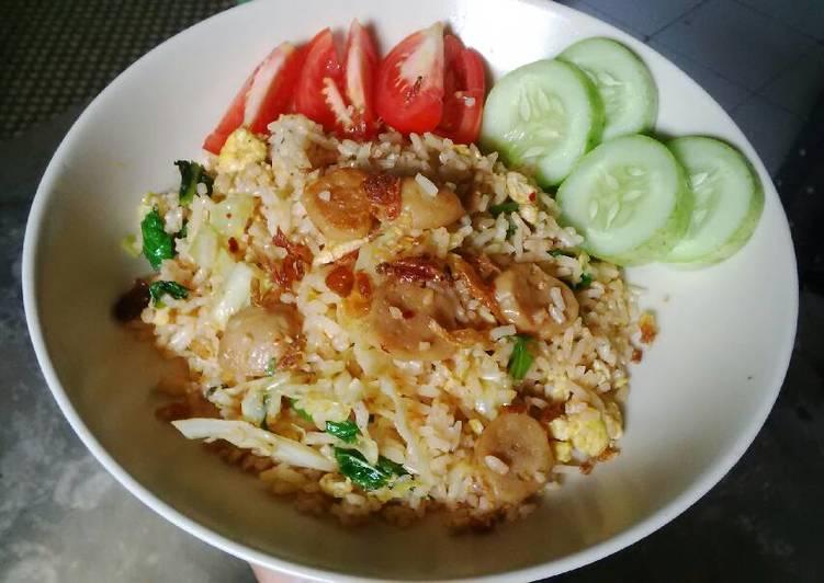 Cara memasak Nasi Goreng Pedas Gila (aka nasi goreng rumahan) yang bikin ketagihan
