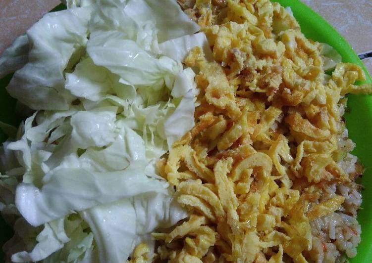 Cara memasak Nasi goreng gila ala resto