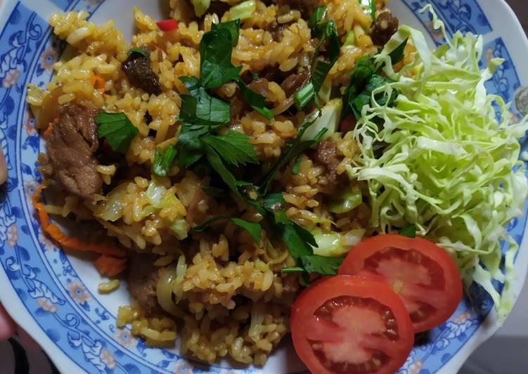 Nasi Goreng Kambing Kampung