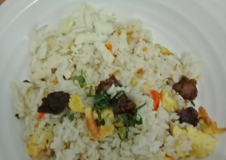 Nasi Goreng Kambing simpel