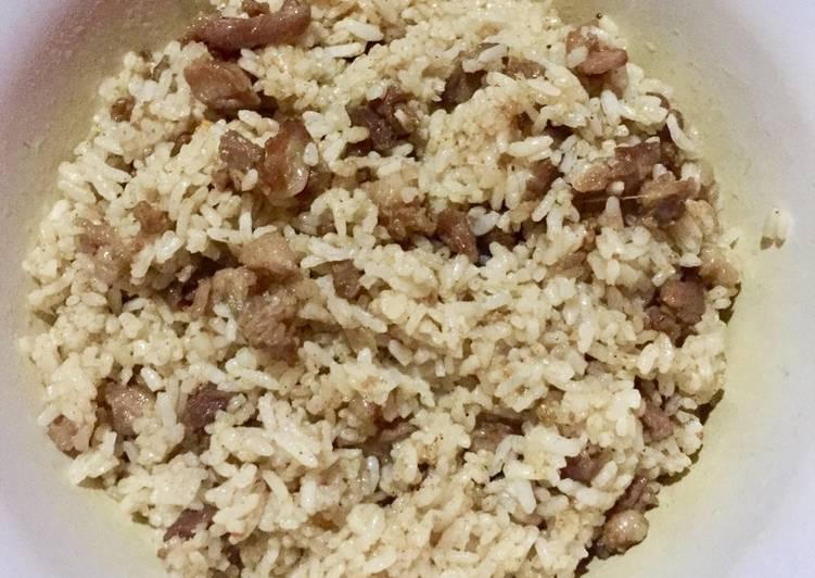Nasi Goreng Kambing Rempah