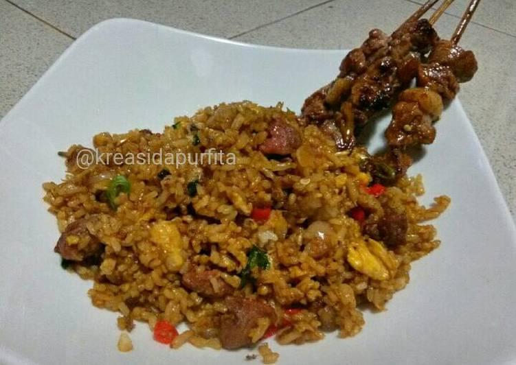 Nasi Goreng Kambing Extra Pedas