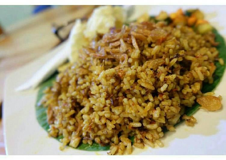 Resep: Nasi goreng kambing yang menggugah selera