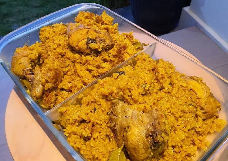Resep: Nasi Kebuli Versi Rumahan yang menggugah selera