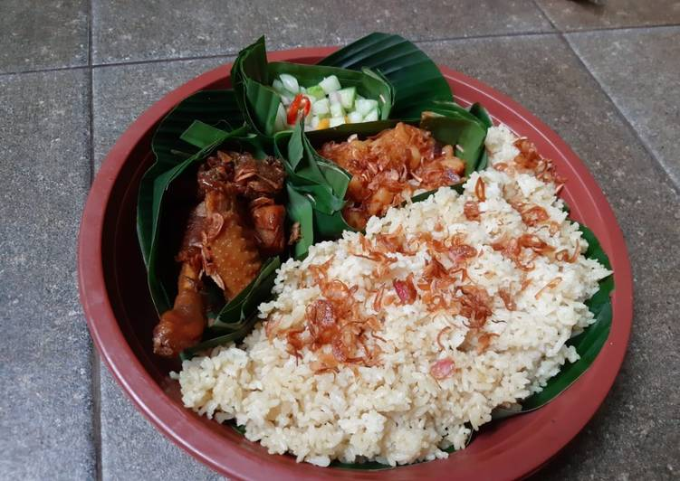 Nasi Kebuli Ayam by zizah