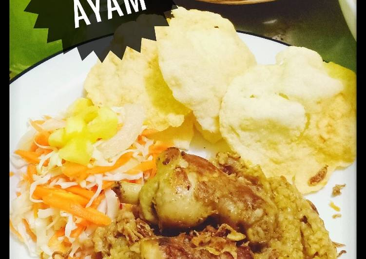 Nasi Kebuli RiceCooker #TiketMasukGoldenApron3