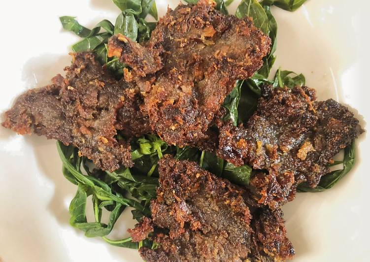 Empal Gepuk Daging Gampang