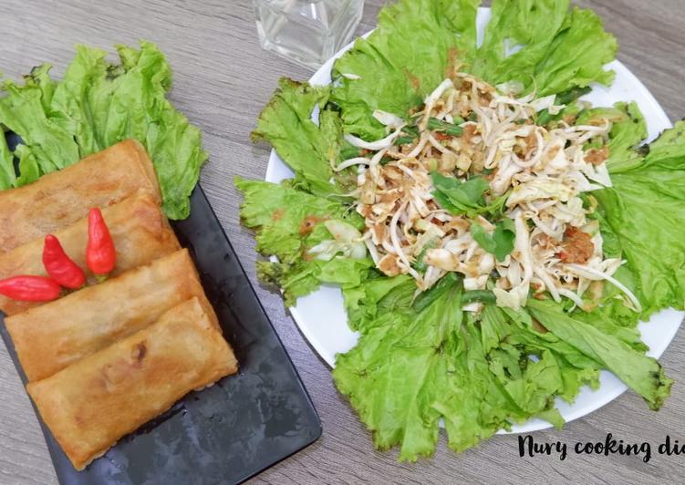 Resep: KAREDOK SIMPLE (menu buka puasa 5 menit) sedap