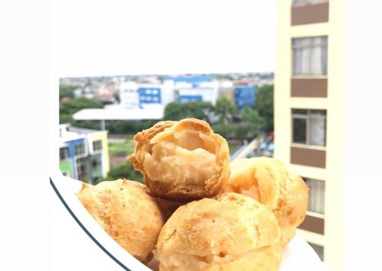 Choux Pastry / Kue Sus / Soes