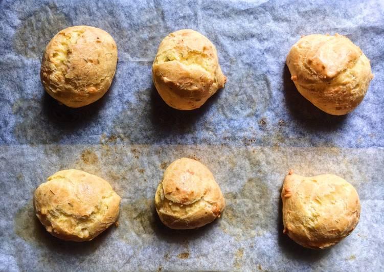 Resep: Cheese puff (sus keju) yang bikin ketagihan