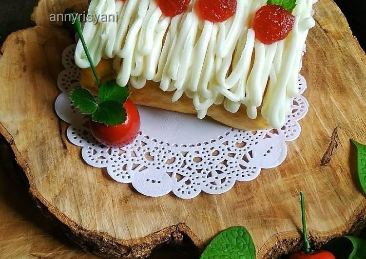 Sus rol selai strawberry