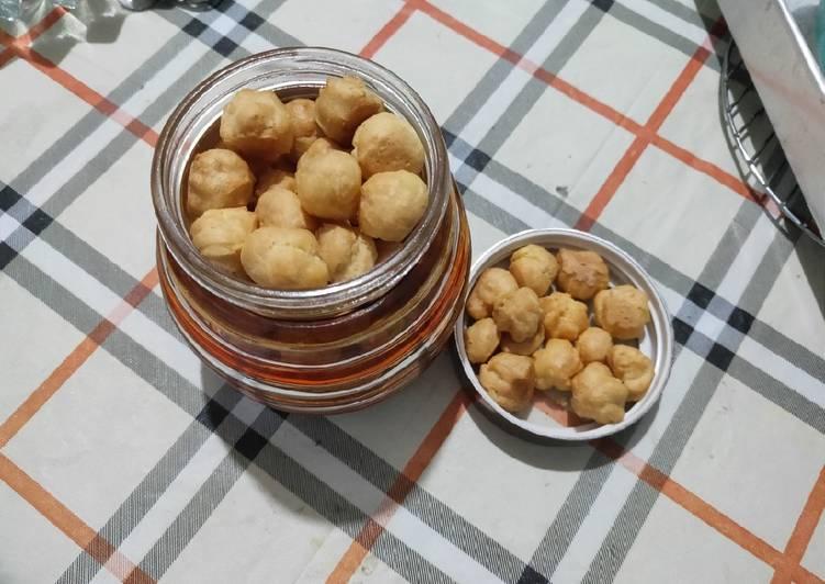 Resep: Kue sus kering keju crunchy yummy lezat