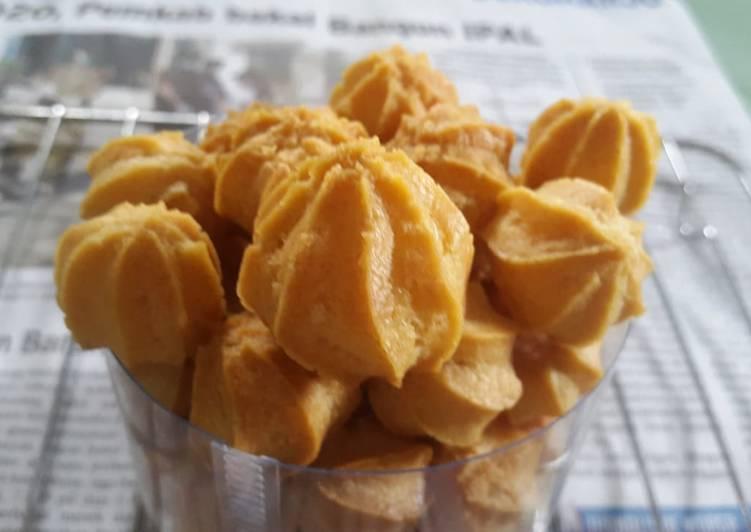 Cara memasak Sus kering daun jeruk ala resto