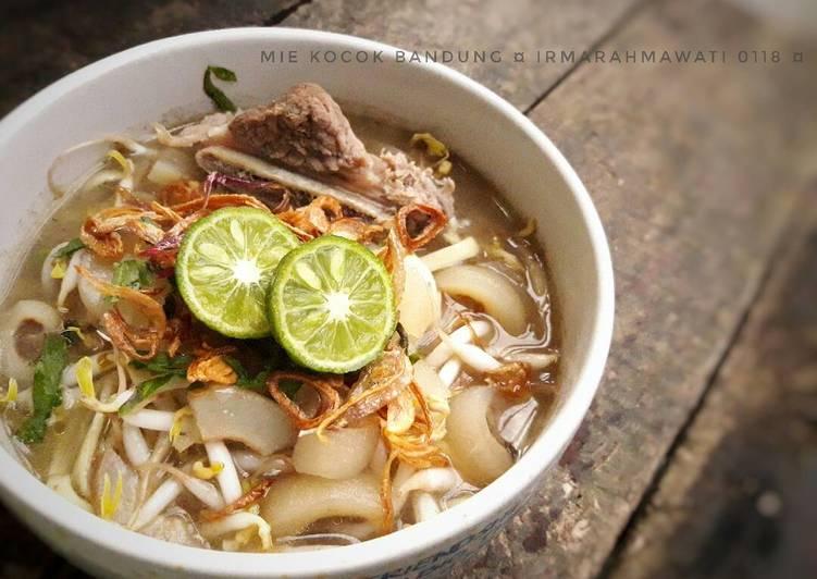 Mie Kocok Bandung #pr_homemadestreetfood