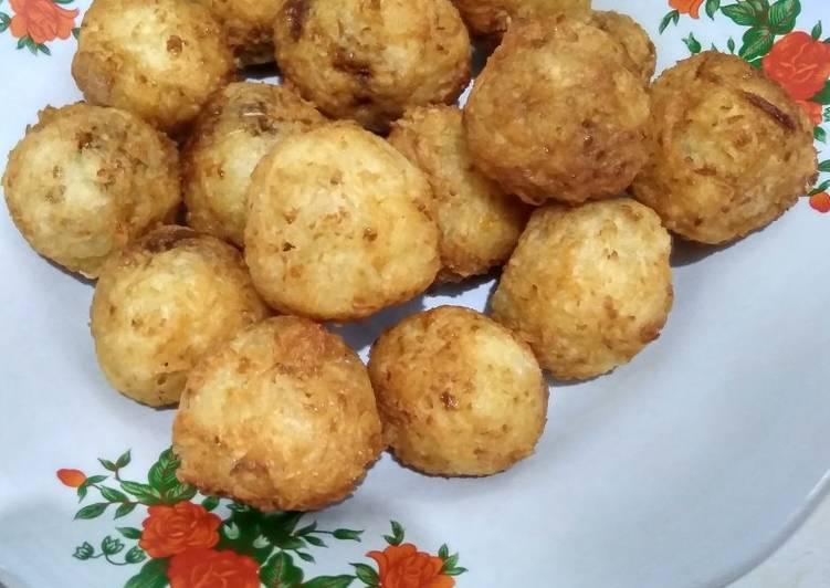 Cara mengolah Singkong goreng/misro enak