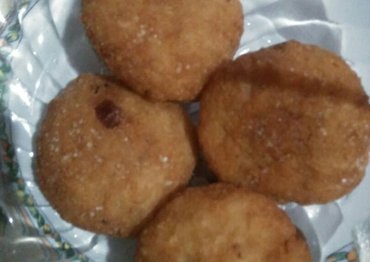 Resep mengolah Misro isi gula merah yang menggugah selera