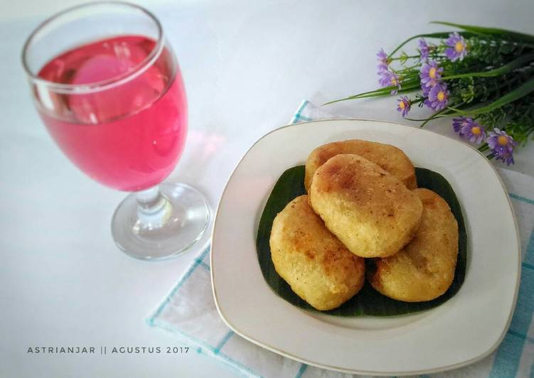 Resep memasak Misro/Jemblem Isi Gulmer & Pisang yang menggugah selera