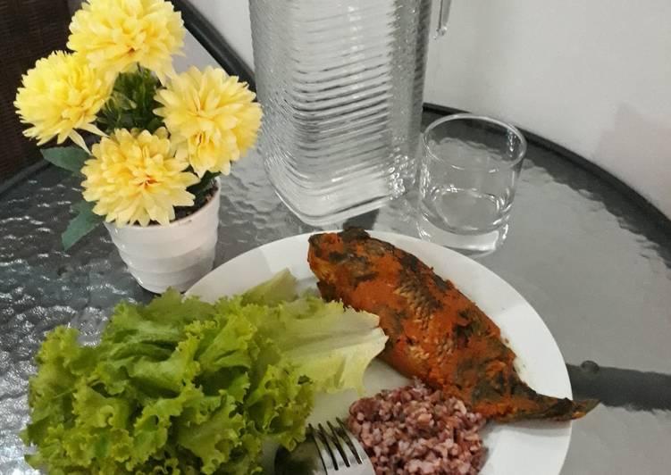 Resep: Pepes ikan mas ala resto