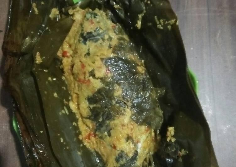 Pepes Ikan Mas Presto