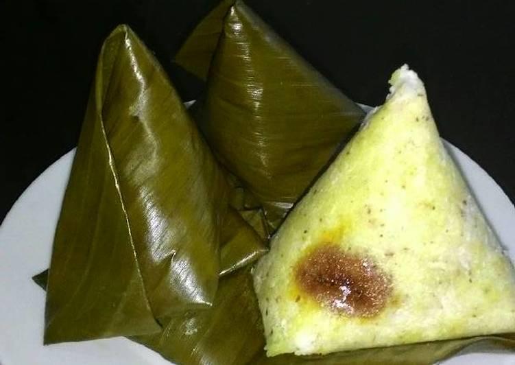 Resep mengolah Kue Lampet ombus ombus yang menggoyang lidah