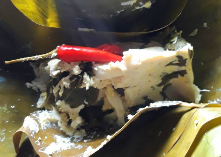 Resep: Pepes tahu jamur yang menggugah selera