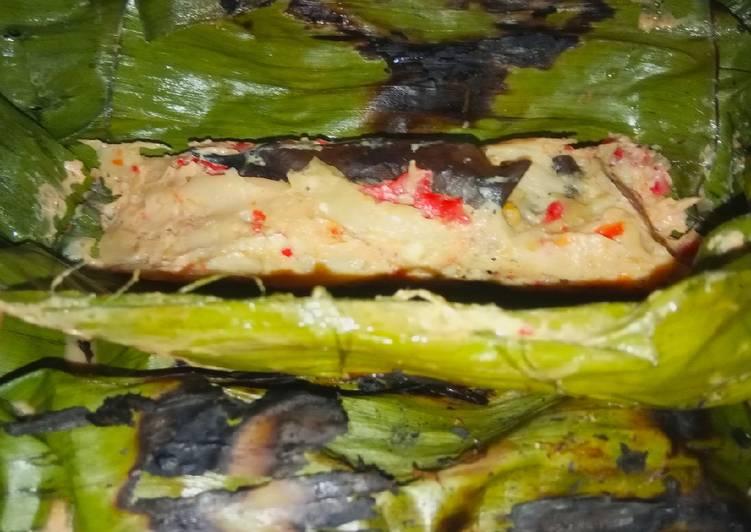 Resep memasak Pepes Jamur Tiram yang menggugah selera