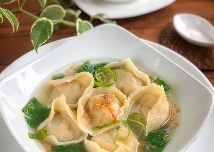 Dumpling 🥟 Soup 🍲