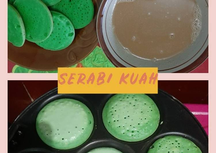 Serabi Kuah