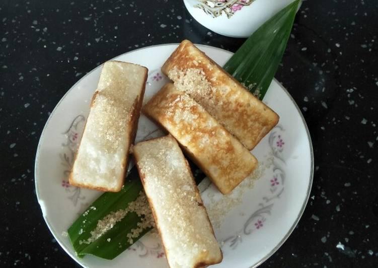Resep: Kue pancong kelapa/serabi lezat