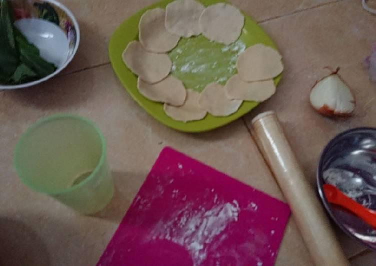 Kulit Siomay/Dumpling/Dimsum