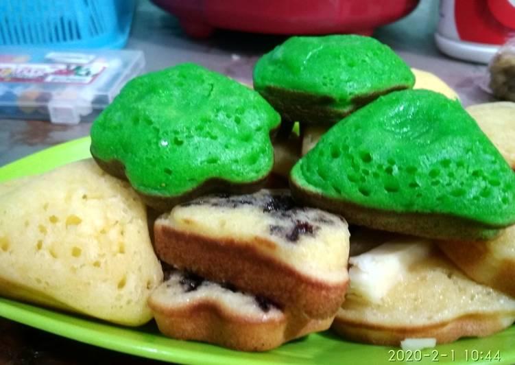 Cara Mudah memasak Pukis atau Kue Cubit🤔