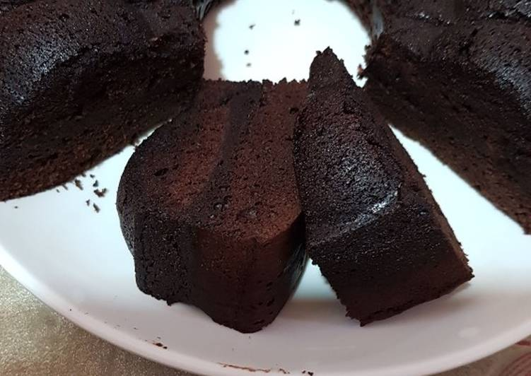 Resep: Brownies Kukus Bunda Aini Shakilah yang menggugah selera