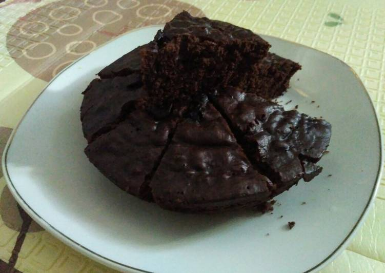 Cara Mudah mengolah Brownise coklat kukus istimewa