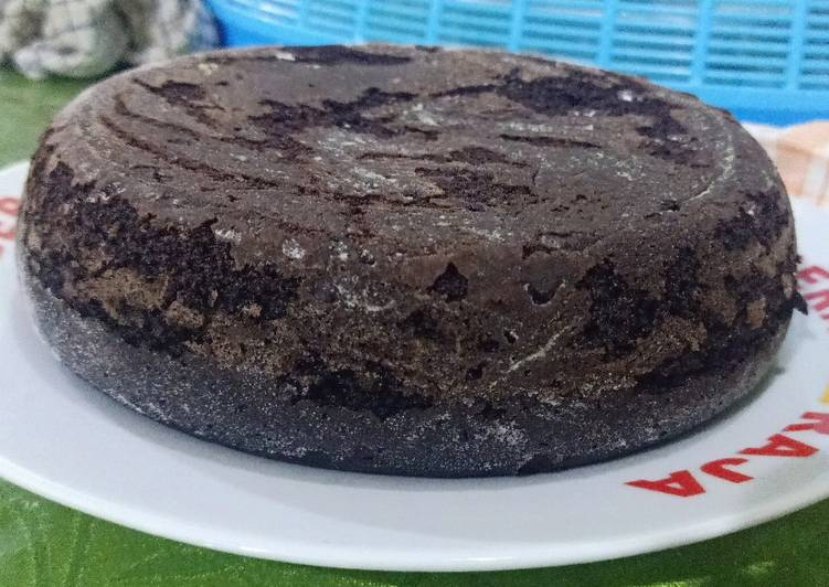 Resep: Brownies kukus simple