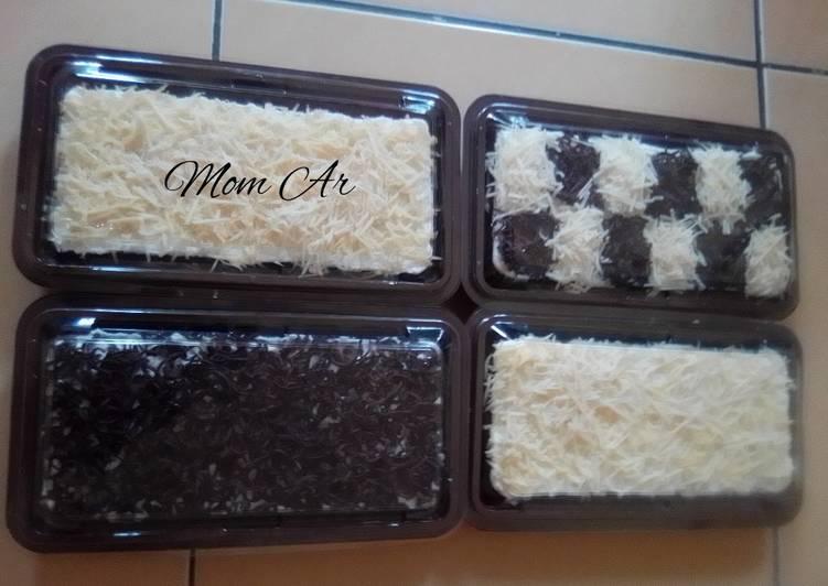 Resep: Brownies kukus Ny.Liem istimewa