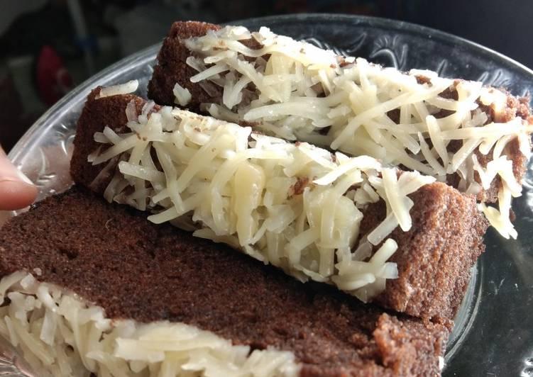 Resep memasak Brownies kukus yang menggugah selera